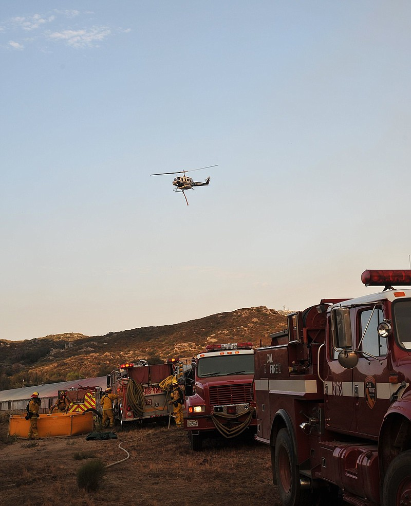 Supervisors Approve Plan To Provide Assistance To Border Fire - Battle at the border car show
