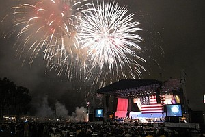 San Diego Authorities: Remember, Fireworks Are Illegal