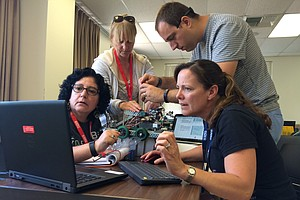 For STEM Teachers, School's In Session This Summer At San...