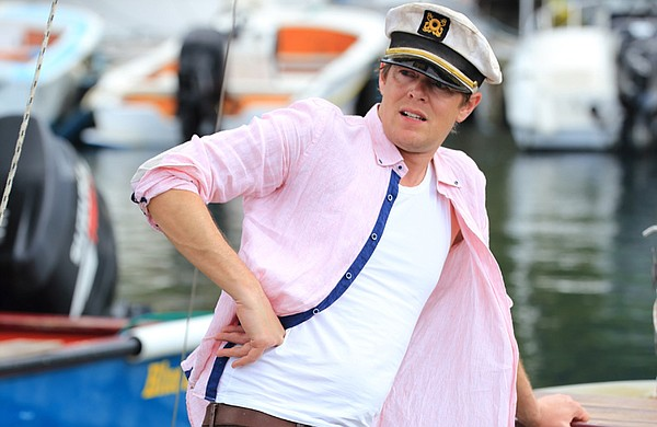 DI Humphrey Goodman (Kris Marshall) in a scene from Seaso...