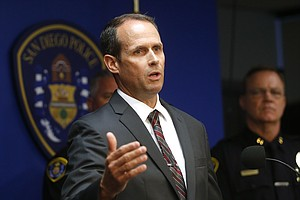 First Public Hearing For San Diego Police Chief Nominee F...