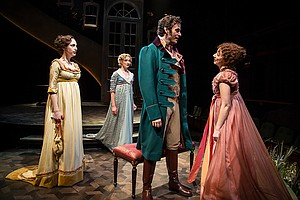 Jane Austen Goes Musical At The Globe