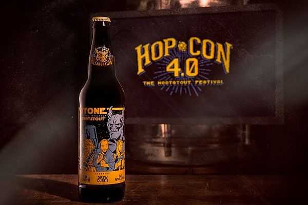 Stone Brewery's Hop Con combines craft brew and celebrity...