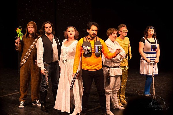 Turning Tydes Theatre Company presents two geeky film and...
