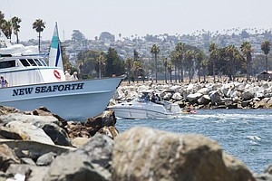 Mission Bay Dredged For Boat Safety
