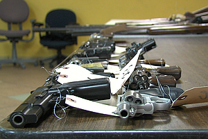 Police Expect To Collect A Few Hundred Guns At Annual Buy...