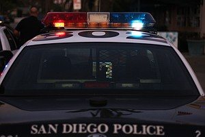 'Gunshots And Horror': San Diego Shootout Wounds 2 Officers