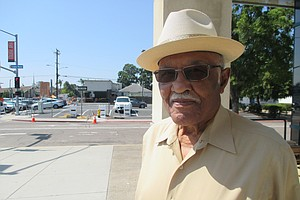 Photo for Civic Leader Leon Williams To Get San Diego Street Named After Him