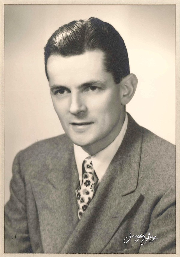 William Scoville is pictured in this undated photo.