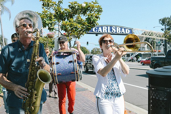 The Carlsbad Music Festival features a variety of music throughout the neighb...