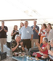 KPBS Producers Club acknowledges ViaSat Co-fouder and KPBS Producers Club member Steve Hart