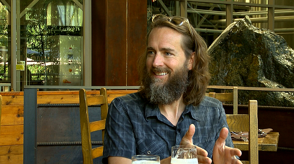 Greg Koch, co-founder of Stone Brewing, talks about his c...