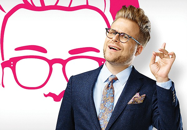 Adam Conover hosts the TV and web series,