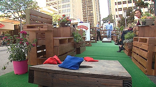 Charlottetown's 1st Park(ing) Day considers new uses for parking spaces