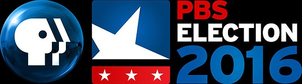 Logo for PBS' 2016 Election Coverage