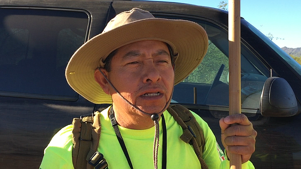 Fallbrook farmer Roque Mateo is searching for his missing...