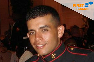 First Person: I Was Kicked Out Of The Marines Under Don't...