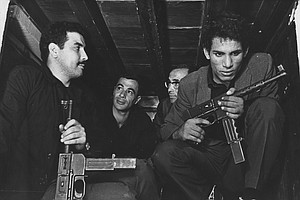 'Battle of Algiers' Still Gripping In Restored New Print
