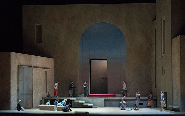 The late Patrice Chéreau's acclaimed staging of Richard S...