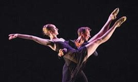 A photo from Twyla Tharp Dance.