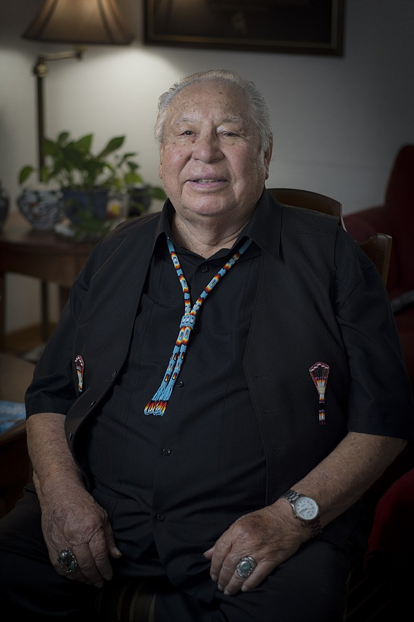 Portrait photo of American Indian Heritage Month Local He...