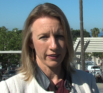 Encinitas city councilwoman and mayoral candidate Catheri...