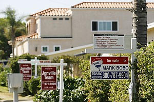 Median San Diego Home Price Rises 8.6 Percent