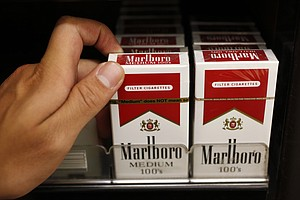 FDA Proposal To Slash Nicotine In Cigarettes Could Have B...