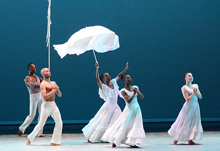 LINCOLN CENTER AT THE MOVIES Presents Alvin Ailey American Dance ...