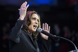 Senator-Elect Harris Meets With Immigrants, Vows To Protect Rights