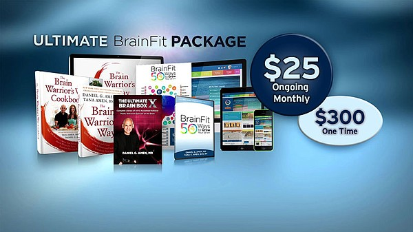 Give $25 a month or $300 all at once and receive the Brai...