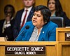 San Diego Councilwoman Georgette Gomez Takes Office