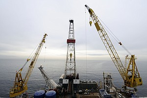 California Officials, Protesters Fight Offshore Drill Plans