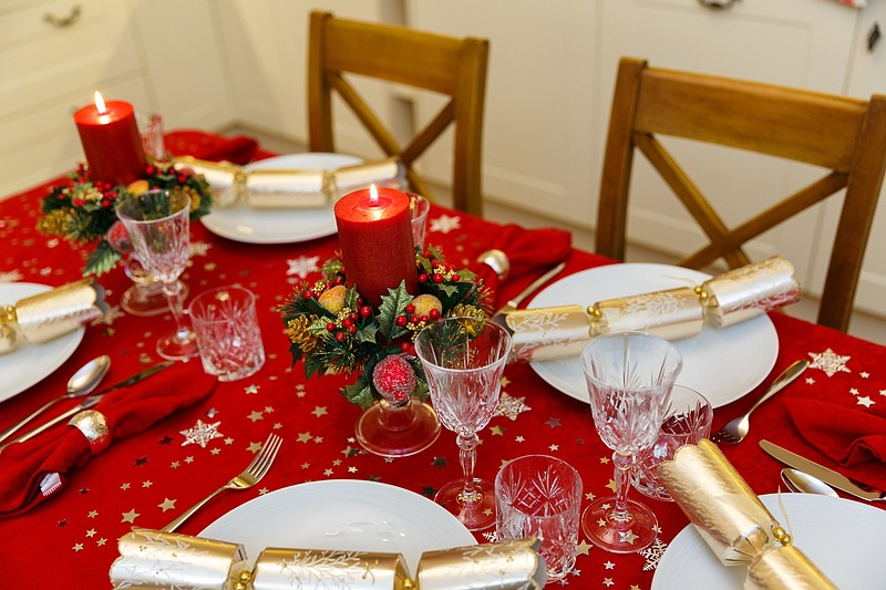 A variety of San Diego restaurants offer festive holiday dinners.
