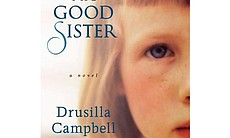 "The book cover for ""The Good Sister,"" which won..."
