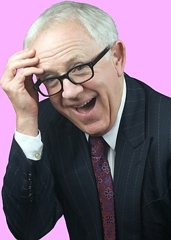Comedian Leslie Jordan is pictured in this undated photo.