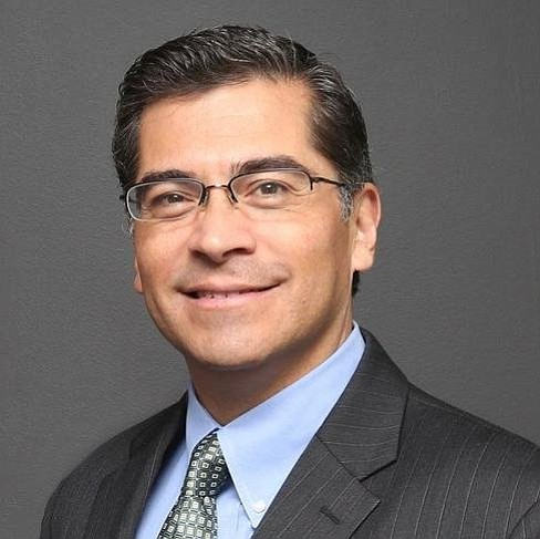 California attorney general nominee Xavier Becerra.