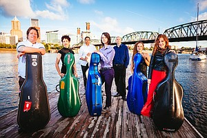 Portland Cello Project To Perform In Escondido