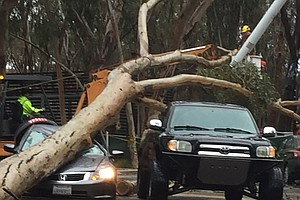 Gov. Brown Declares State Of Emergency Due To Storms Stat...