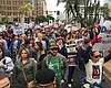 San Diego Women's March Organizers Focus On 'Power To The...