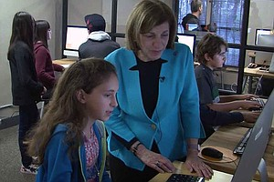 Barbara Bry On Why She's A Good Fit To Be San Diego's Nex...