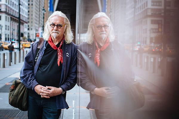 In the three-part program BILLY CONNOLLY'S TRACKS ACROSS ...