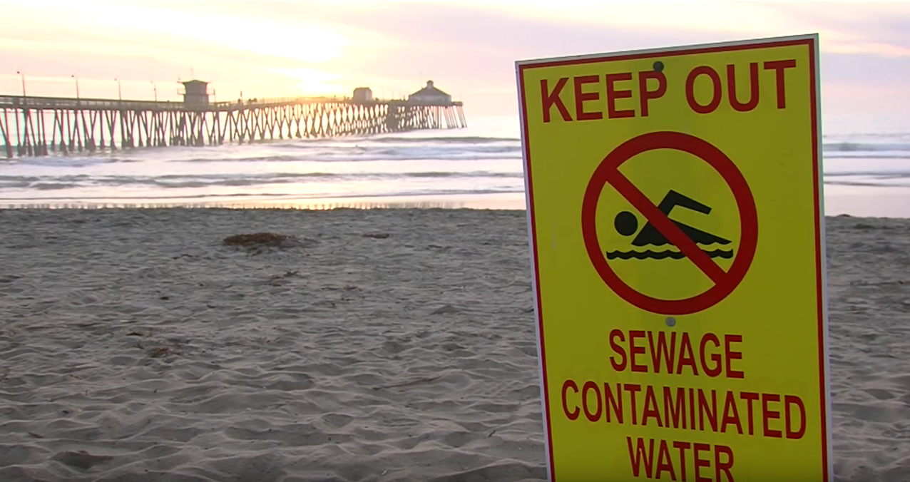 Officials To Discuss Water Quality Monitoring Related To Sewage Spills |  KPBS