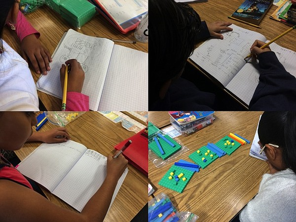 Perkins Elementary School students in Mymy Chau's fourth-...
