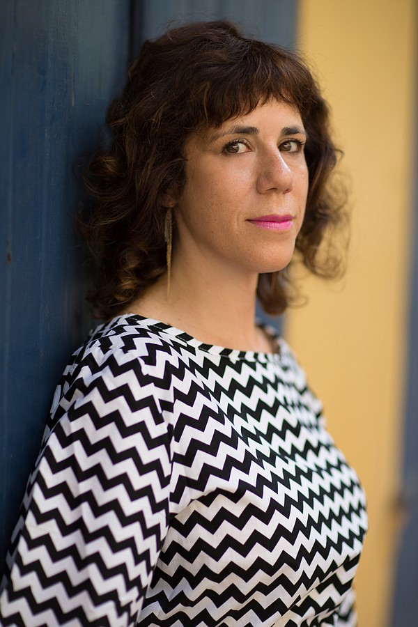 Jami Attenberg, author,