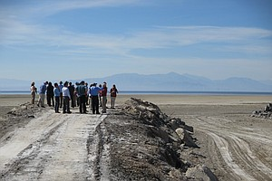 Photo for Imperial County Declares Emergency At Salton Sea