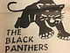 The iconic symbol of the Black Panther Party featured in a news article about...