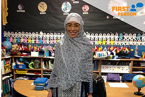 First Person: Latina Muslim Reflects On Her Faith, Presid...