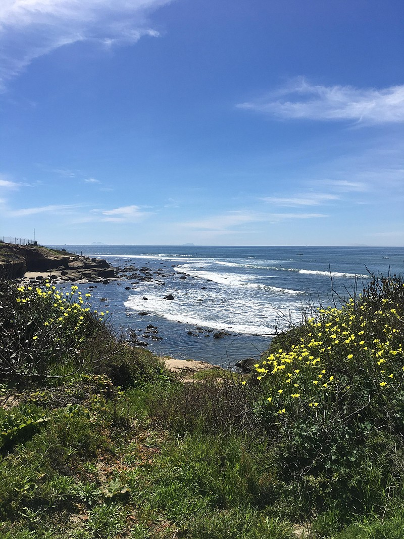 Cabrillo National Monument offers views of the ...