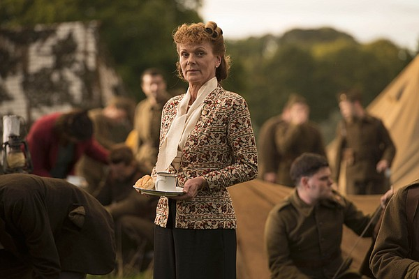 Samantha Bond as Frances Barden.
